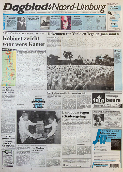 Dagblad voor Noord-Limburg