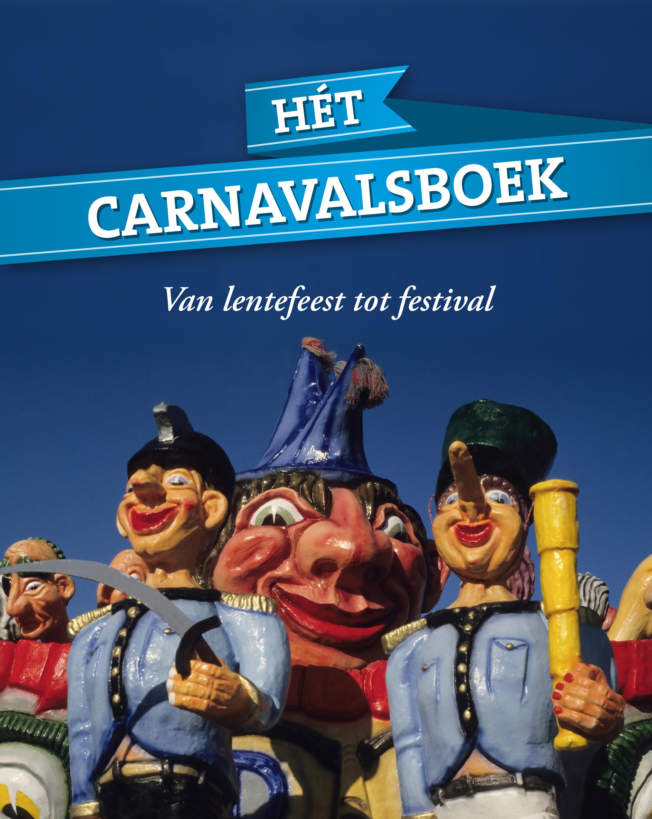 Cover Carnavalsboek